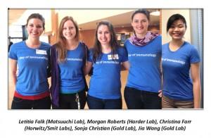 Grad Volunteers
